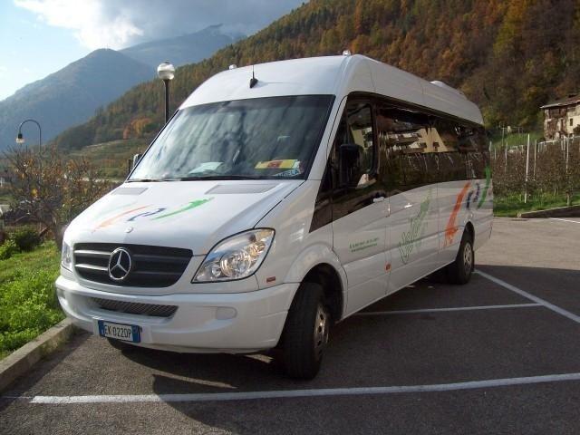 minibus 19 posti