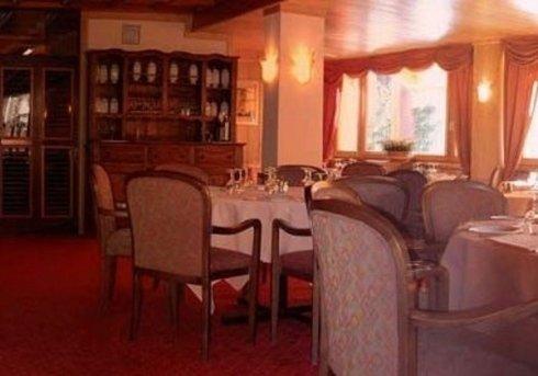 HOTEL PAVILLON - COURMAYEUR - RESTAURANT