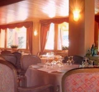 RISTORANTE -HOTEL PAVILLON - COURMAYEUR