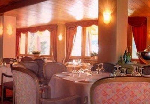 HOTEL PAVILLON - COURMAYEUR - RISTORANTE