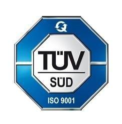 S.A.R.E.M. Antincendio è un'azienda certificata T.U.V. ( Nr. 50 100 3474/5 – Rev. 06 )