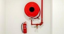 estintori per ufficio, estintori portatili, impianti antincendio