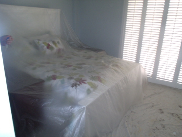 Bed for certified mold inspections testing and remediation in Gulf Shores, AL