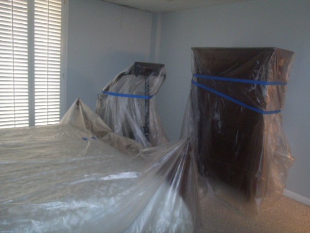 Interior for certified mold inspections testing and remediation in Gulf Shores, AL