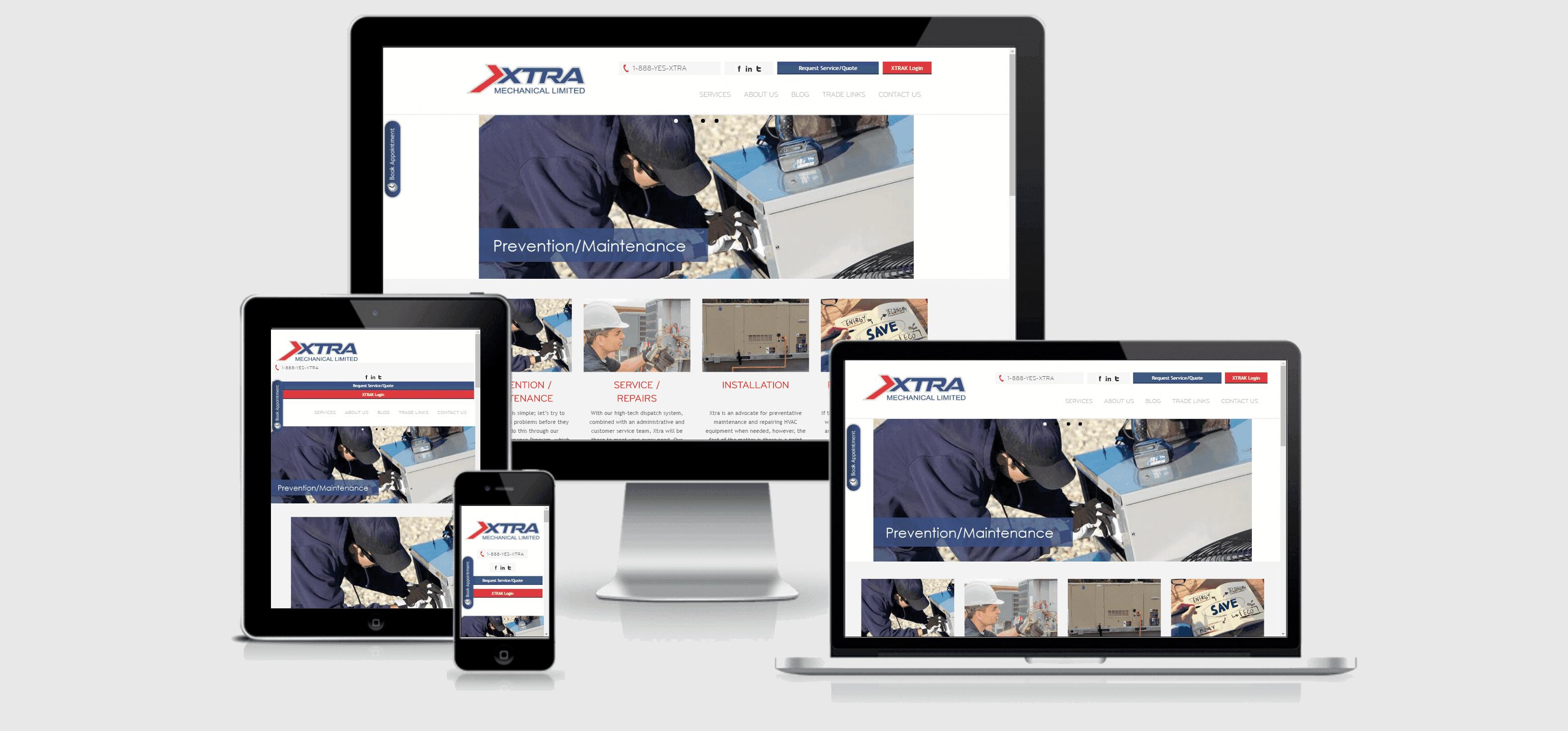 XTRA Mechanical Ltd