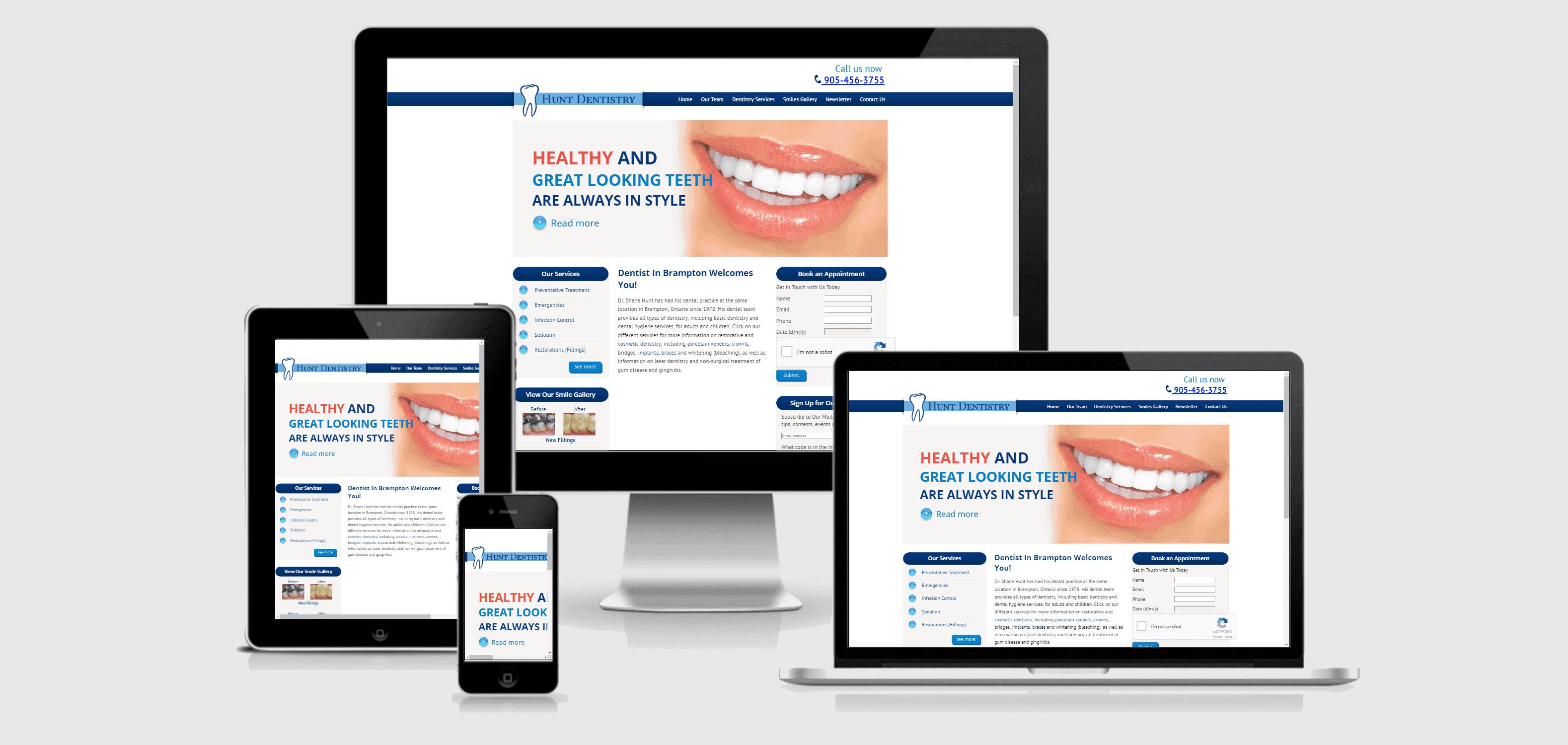 Dr. Shane Hunt Dentistry