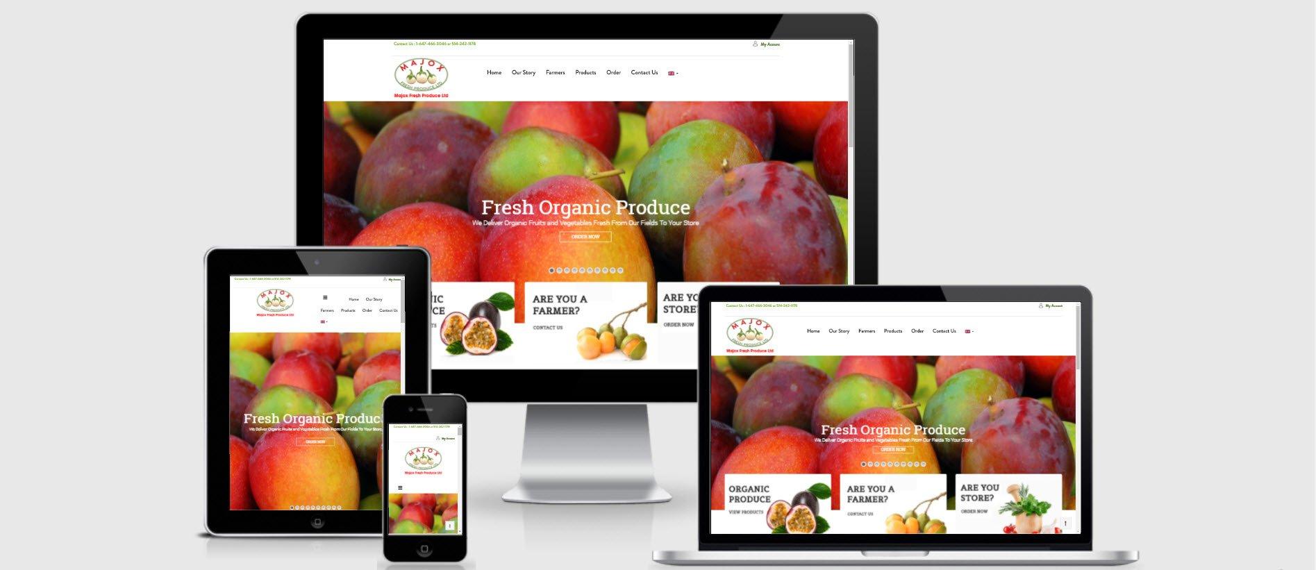 Majox Fresh Produce Ltd.