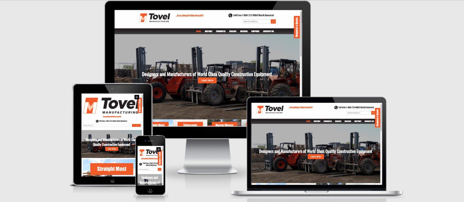 Tovel Manufacturing