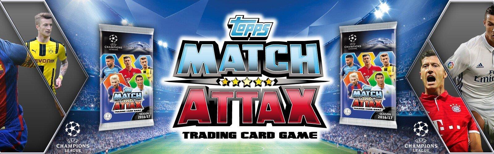 Match Attax Champions League