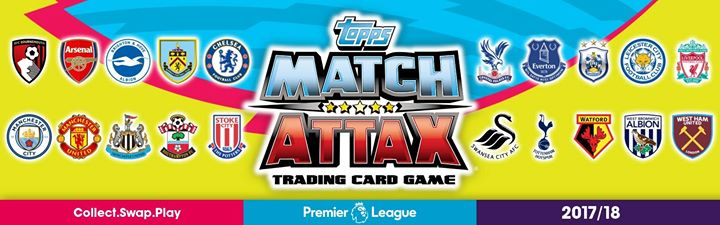 Match Attax 2017