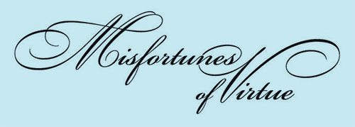 misfortune of virtue logo