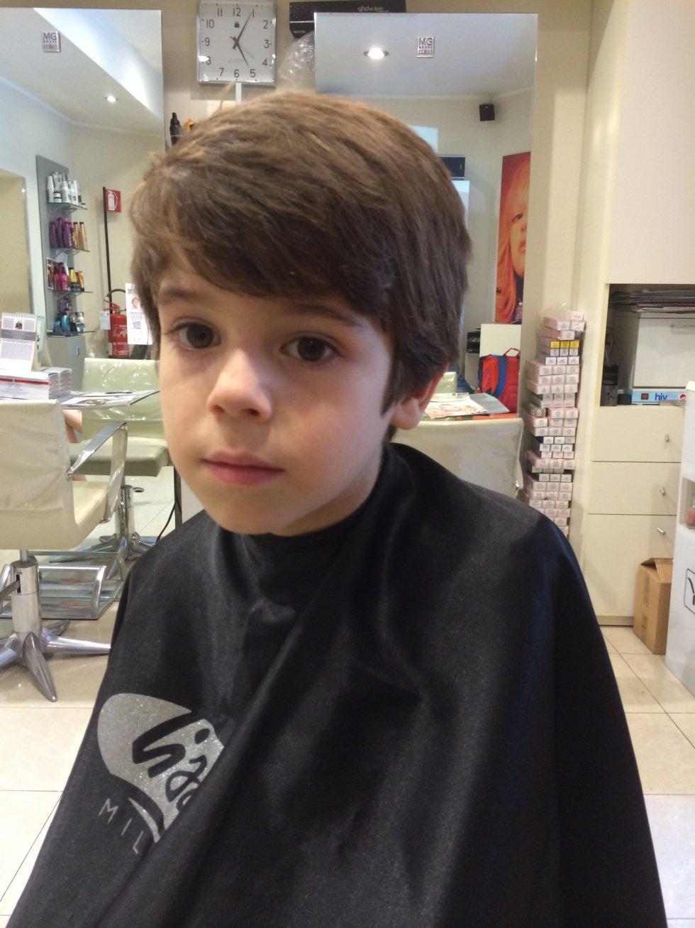 parrucchiere per bambino genova