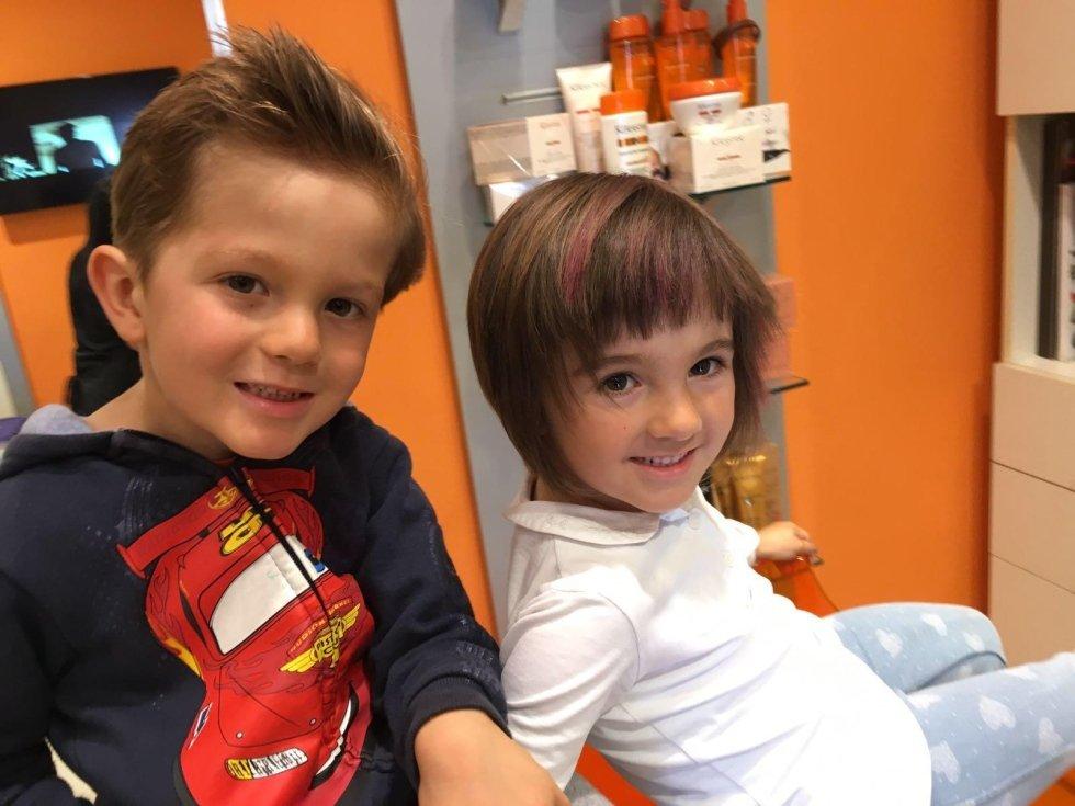 taglio capelli bambini genova