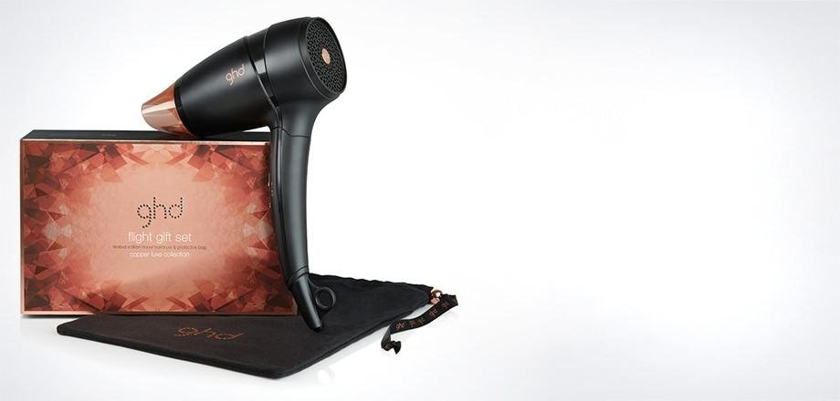 ghd FLIGHT® COPPER LUXE phon
