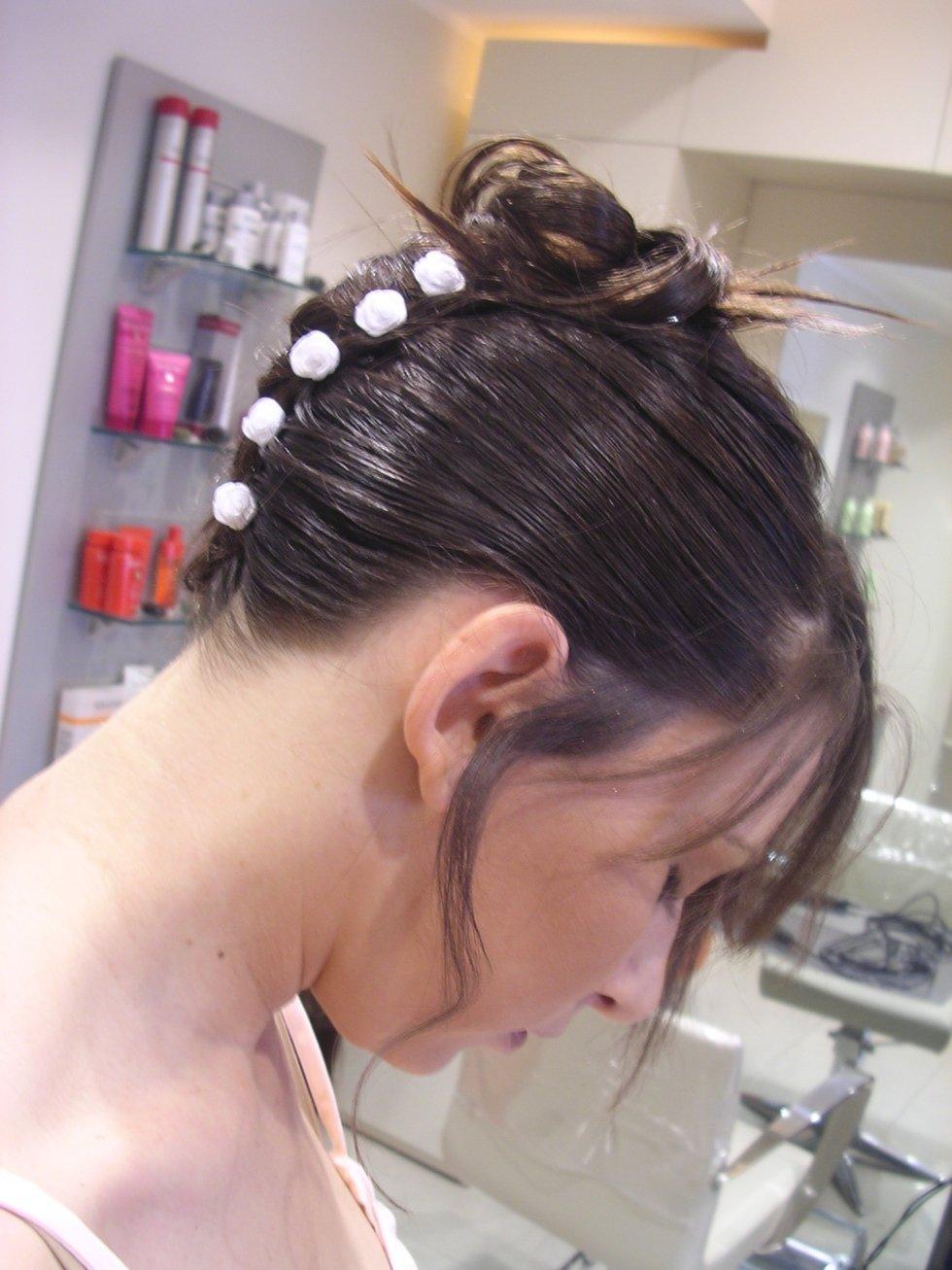 capelli sposa genova