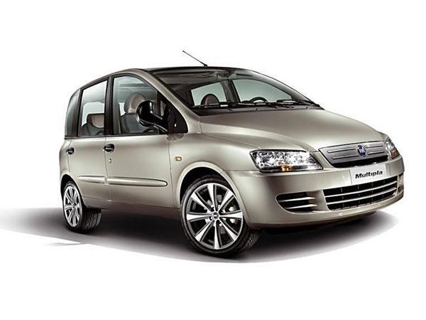 macchina marchio Fiat Multipla
