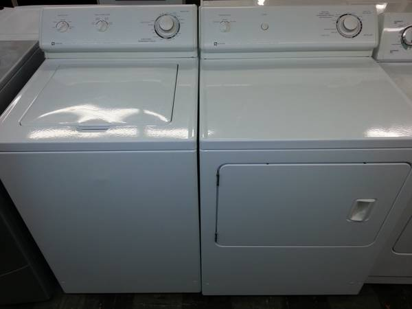 Our selection of used appliances ready for derlivery in Hamilton
