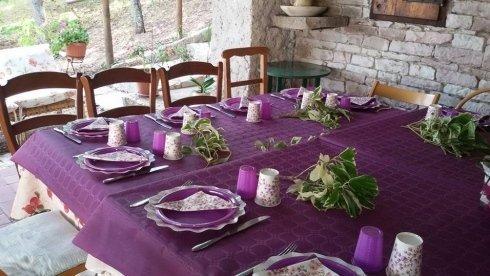 set per tavola