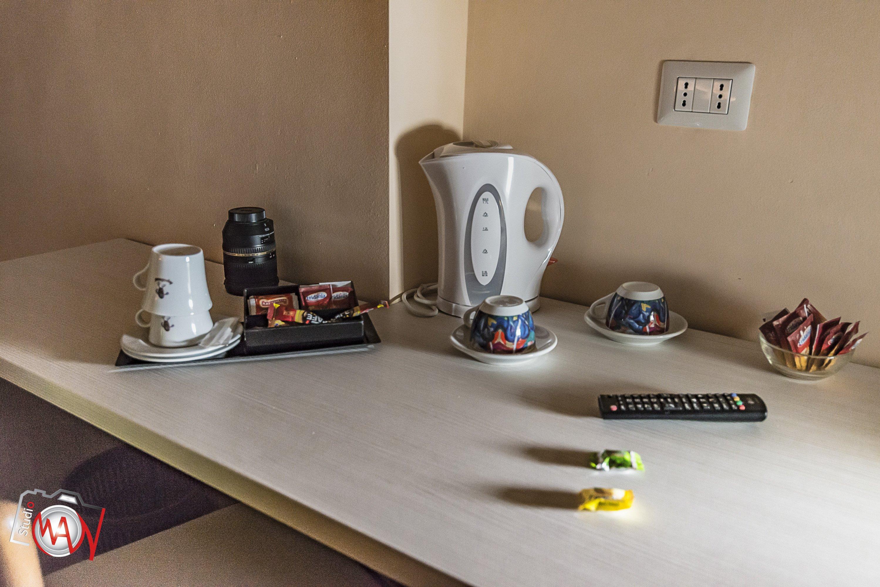 Colazione in camera in albergo