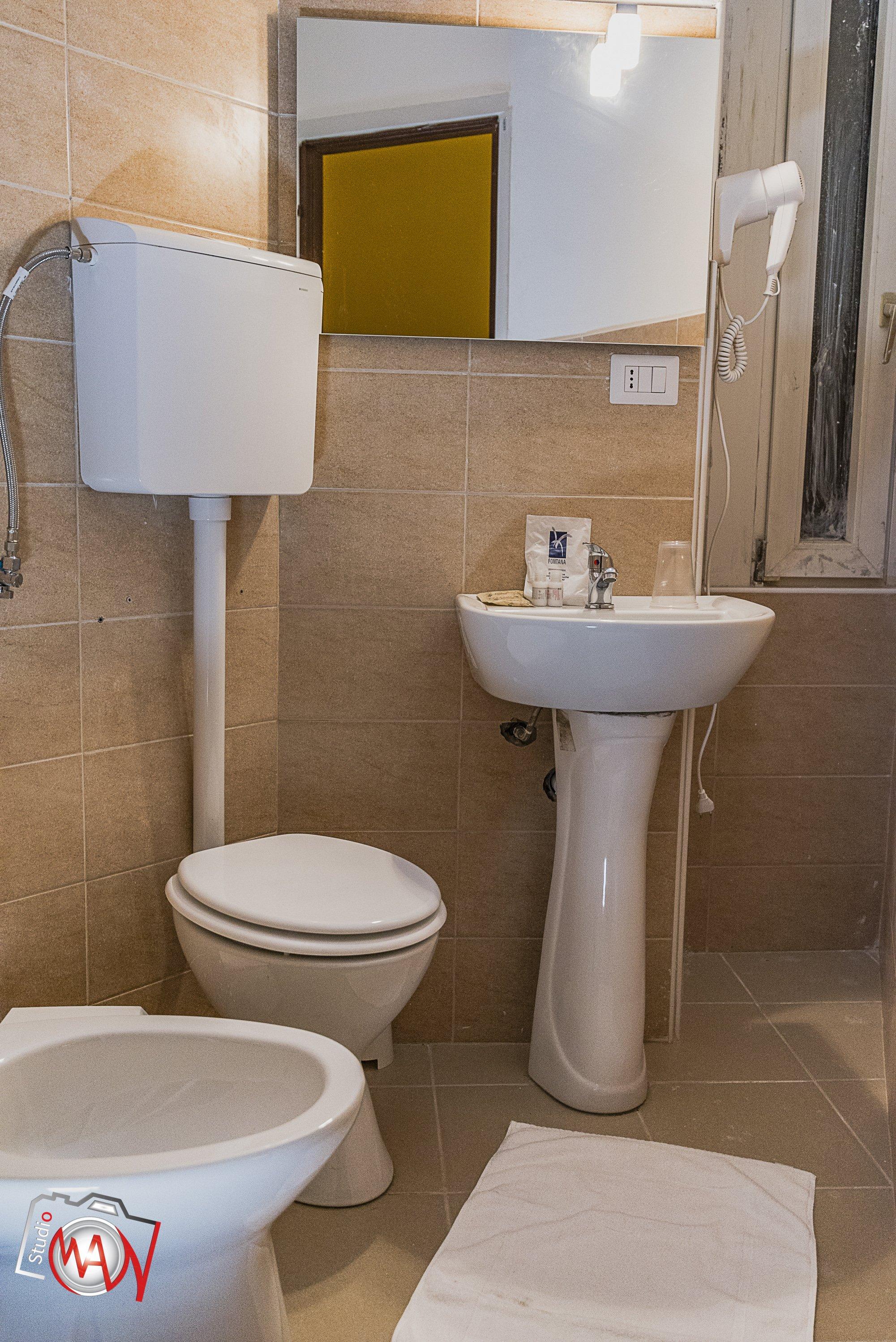 servizi igienici in albergo