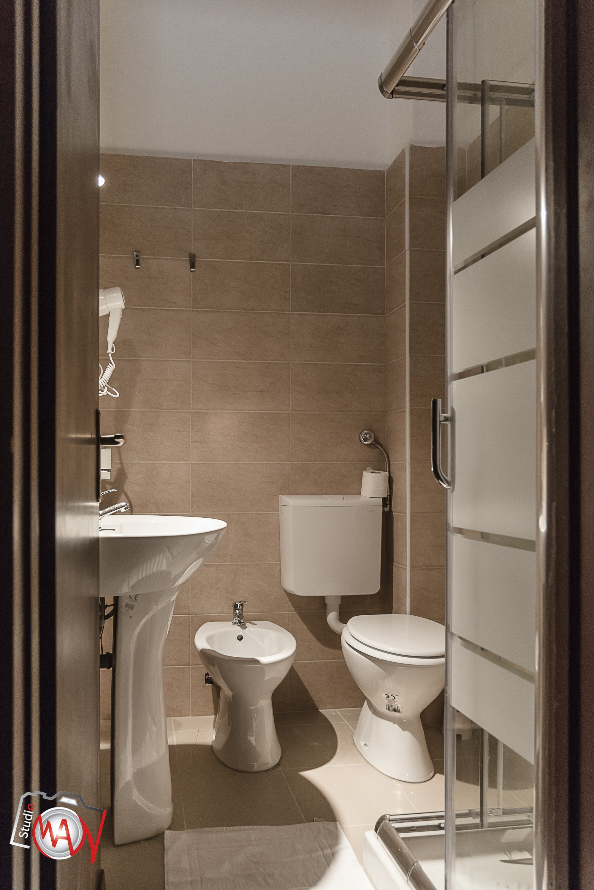 Туалет в гостинице