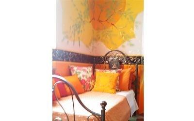 camera elegante casa riposo