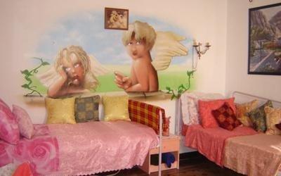 camera doppia casa riposo