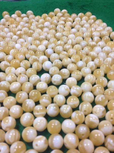 perline beige