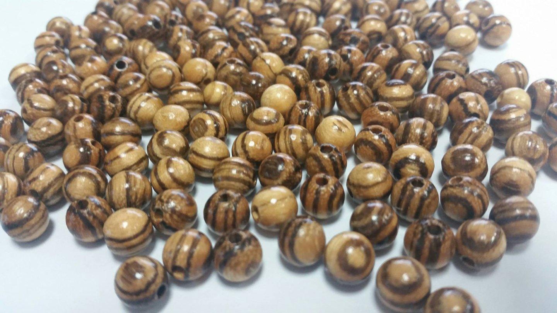 perline di legno