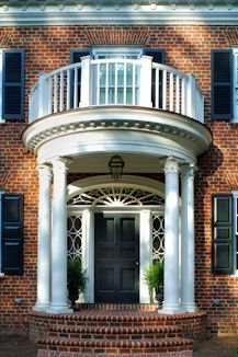 Period Revival Homes Home Architecture In Chapel Hill