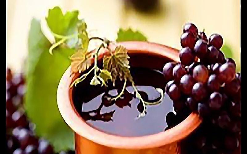 Vino greco dal Ristorante Kalimera in Firenze