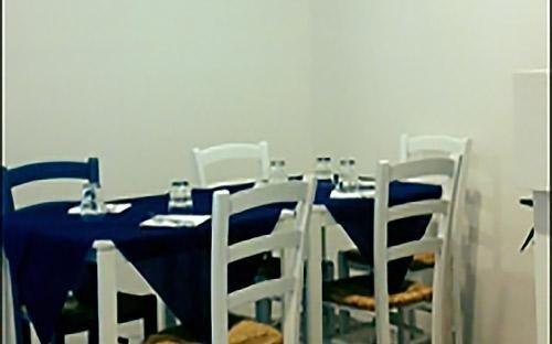 Sala interna dal Ristorante Kalimera in Firenze