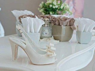 Scarpe per sposa