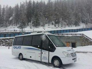 trasporti con minibus
