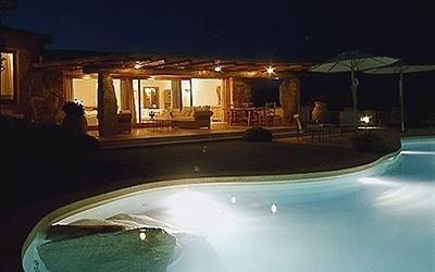 Progetto di villa in Sardegna