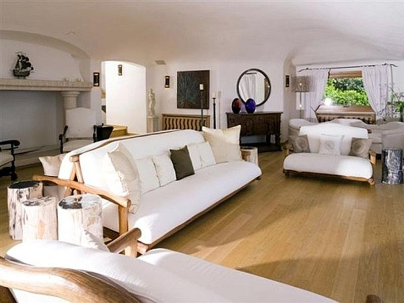 Villa interior in Costa Smeralda