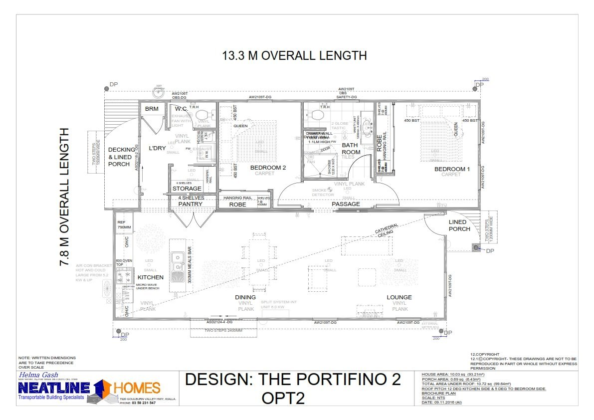 the portifino 2 opt 2 blueprint