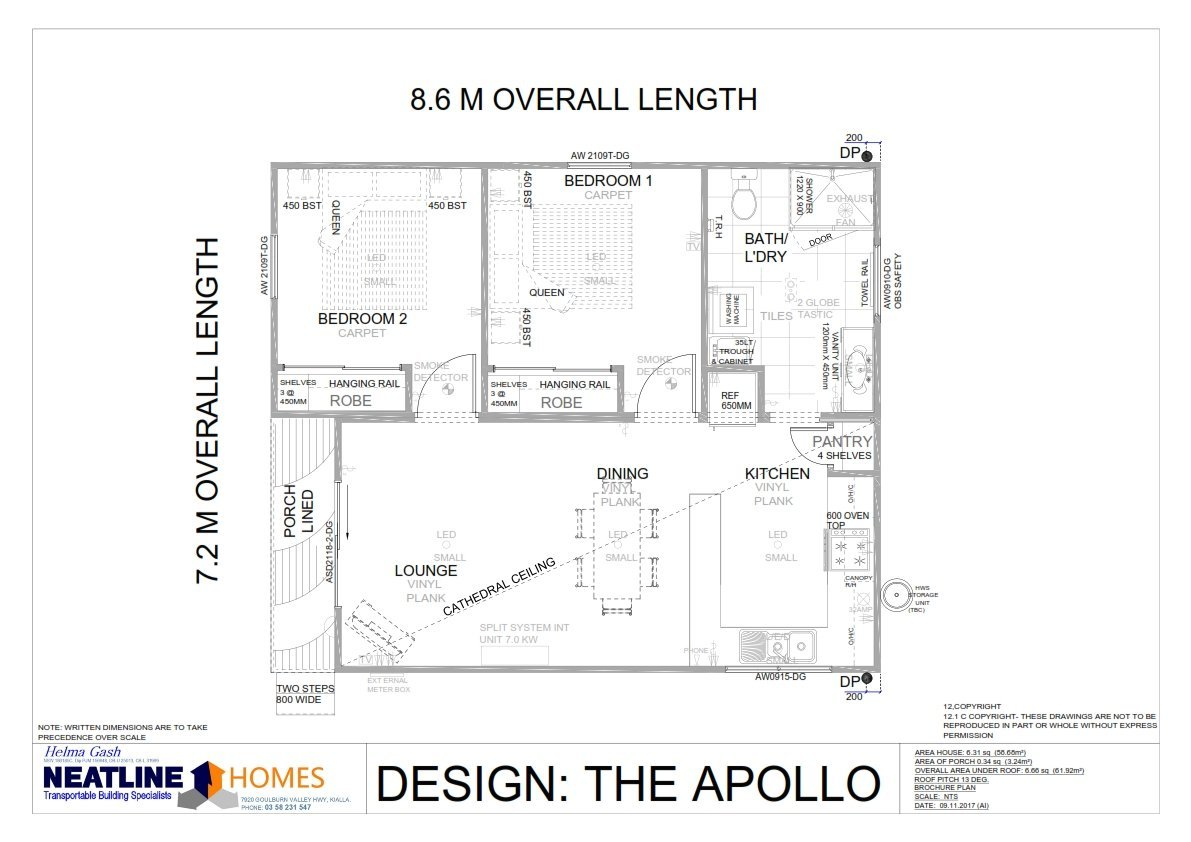the apollo blueprint