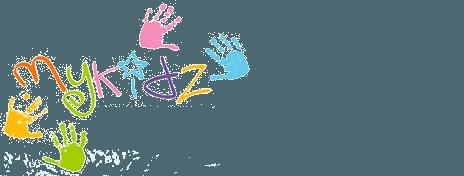 mykidz early learning business logo