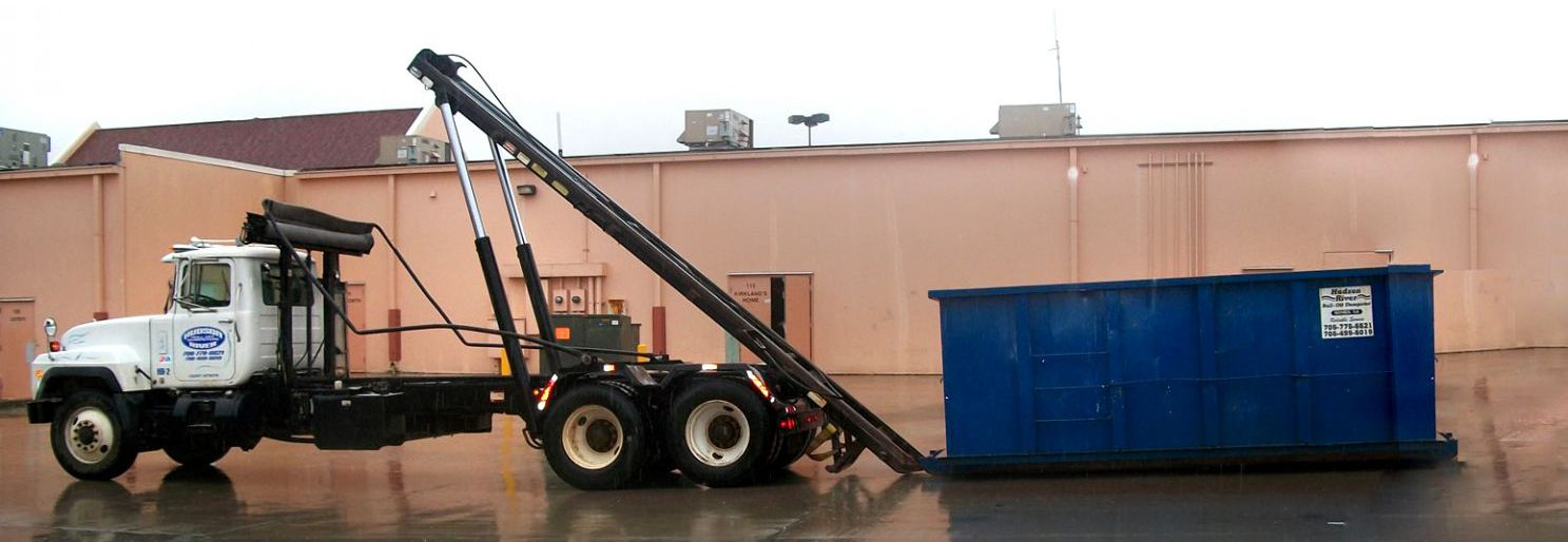 dumpster rental services in Homer, GA