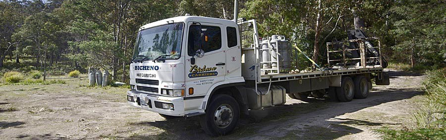 bicheno carriers cartage haulers