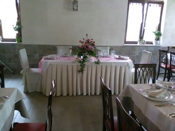 ristorante per comunioni