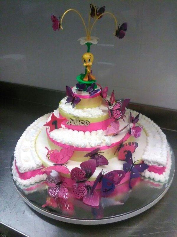 torta per bambini