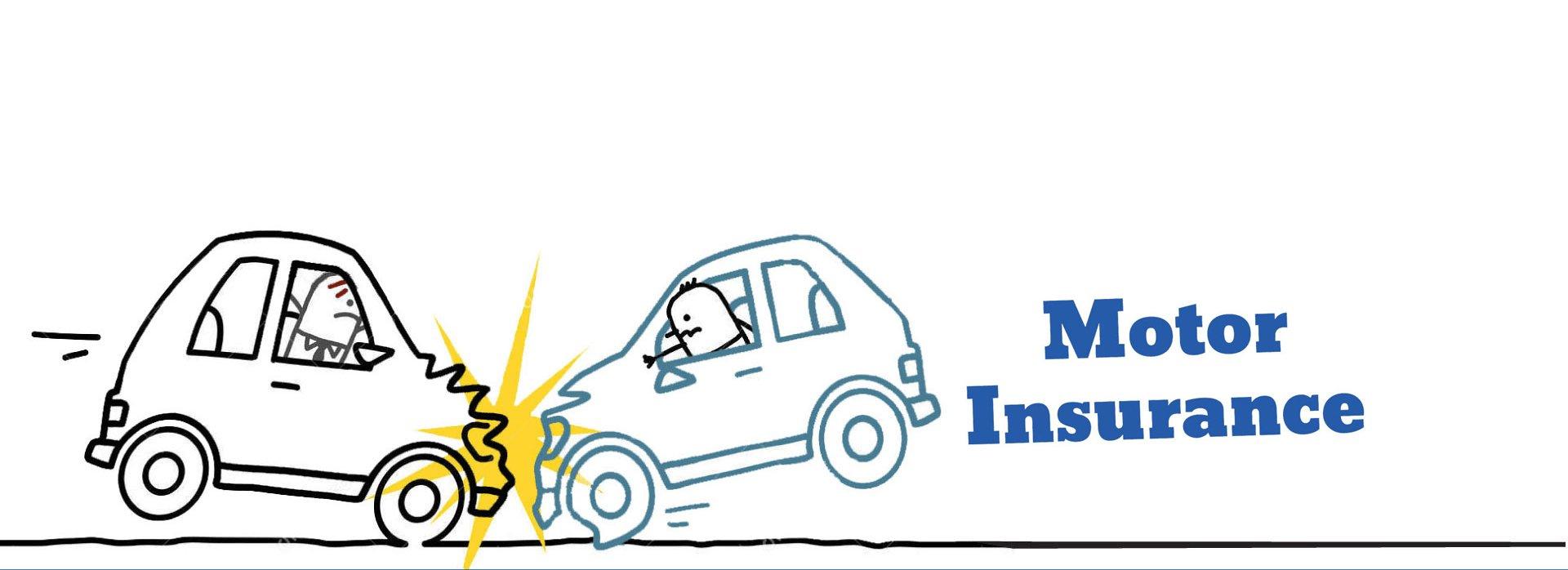 Motor insurance graphic