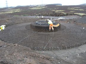 Steel Fixer - Perth, Scotland - Mackay & Brown Re-Bar Contracts - Steel Fixing