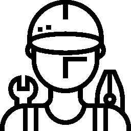 icona operaio