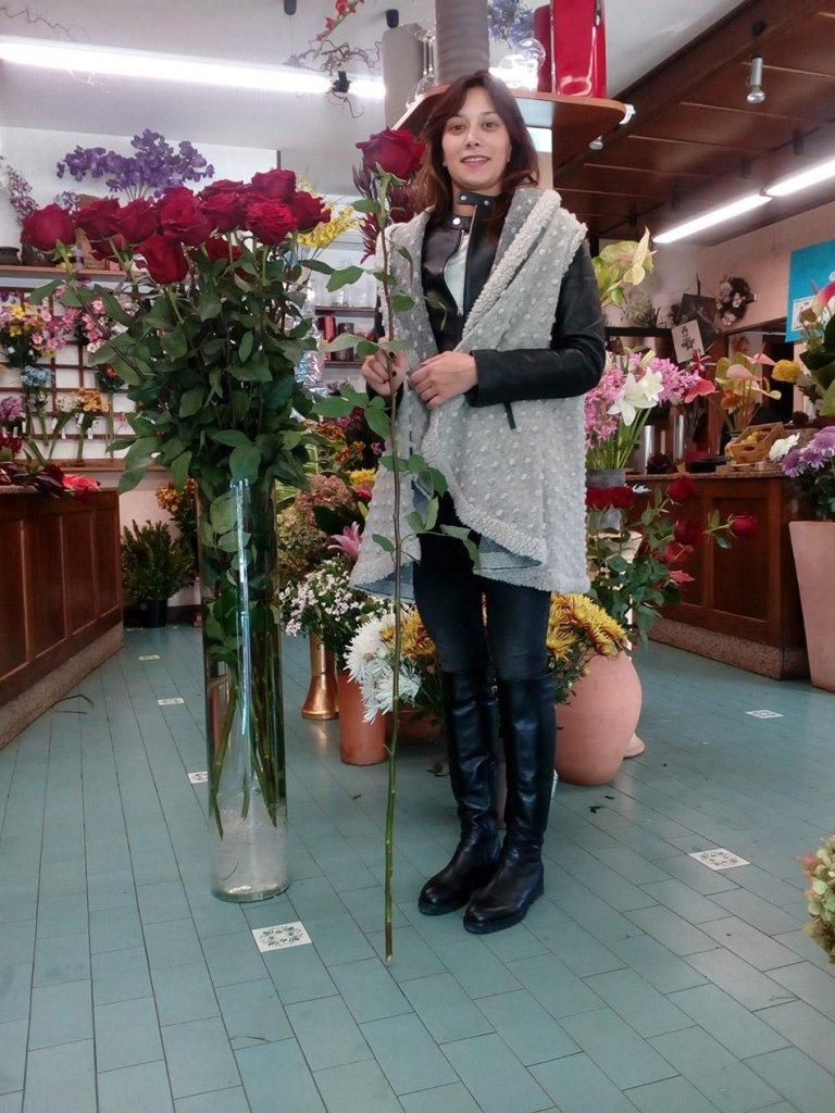 vasto assortimento di fiori