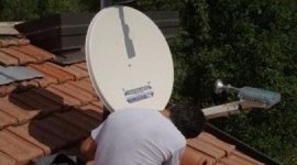installazione parabole satellitari