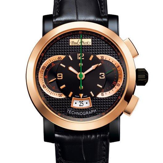 orologio con cassa in oro