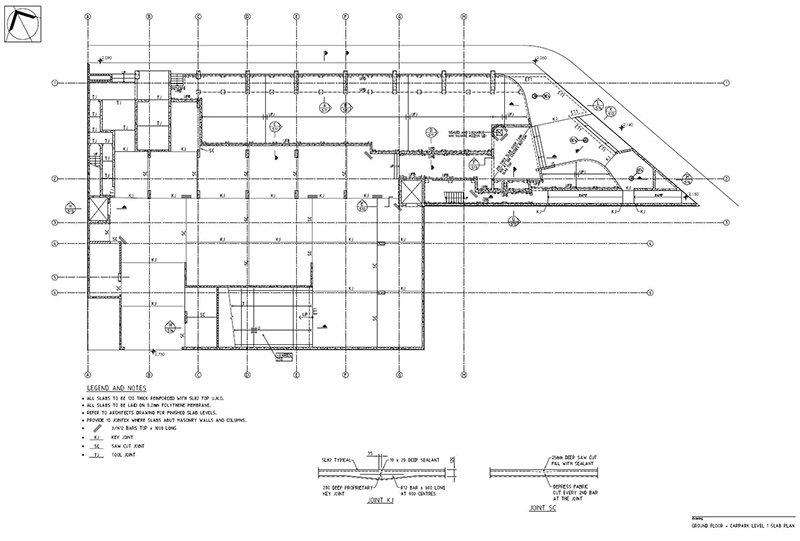 lindsay tapp contract drafting pty ltd basement slab